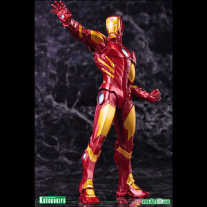 Marvel Figures Statues Iron Man, and Metal Gear Plasma Lamp