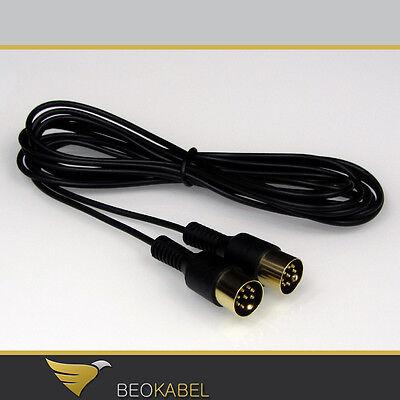 (7,63€/m) Powerlink Kabel MK3 dünn 3m für B&O BANG & OLUFSEN BeoSound BeoLab