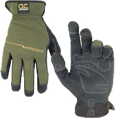 Clc Work Gloves Mens Flex Grip Workright Oc Gloves 123