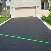WE CAN SEAL DRIVEWAY THIS WEEKEND B 4 COMPANY COMES