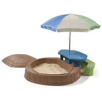 Step 2 Picnic Table with Sandbox