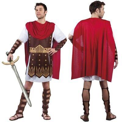 GLADIATOR Herren Kostüm Gr. M/L 48-52 Römer Antike Legionär Kämpfer Karneval #83