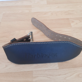 New weight lifting belt Harbinger size M