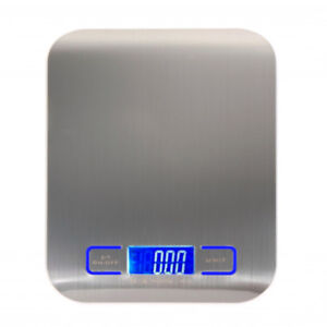 Stainless Steel Food Kitchen Scale