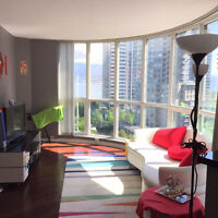 Coal Harbour Waterfront 660 sqft