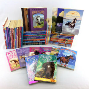 58 Horse Books Early Small Chapter Pony Pals Animal Ark Teens