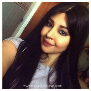NATURAL WIGS FOR THIN HAIR