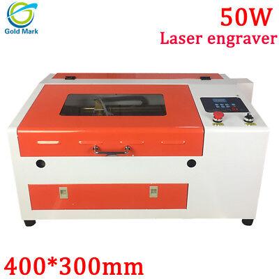 50w Laser Engraver 4030 Co2 Laser Engravinglaser Cutter Honeycomb Table