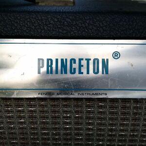 silverface Fender Princeton