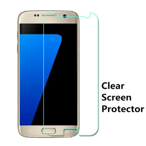 New Clear / Matte / Tempered Glass Screen Protector For Samsung Galaxy S7 G9300