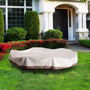 Garden Furniture Protector /Patio Table Chair Cover Waterproof