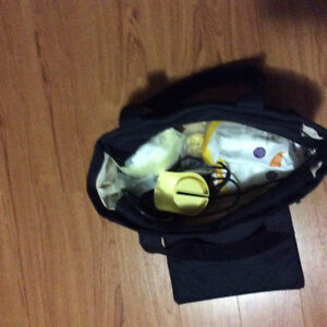 New Medella double electric breast pump with travel bag!! Kitchener / Waterloo Kitchener Area image 2