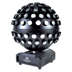 American DJ Spherion WH LED Mirror Ball Effect