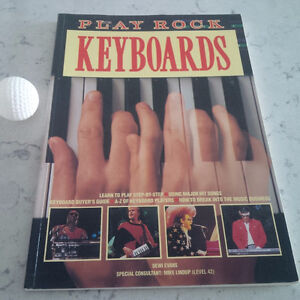 Play Rock - Keyboards, 1987
