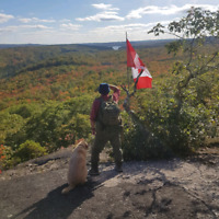 Learn about backcountry hiking and camping in nova scotia