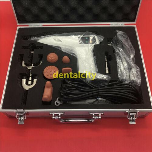 Best Adjustable Chiropractic Instrument 4Level 10Heads Electric Correction Gun