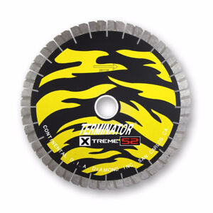Terminator Xtreme S2 16'' Bridge Saw Blade (NEW)