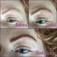 Waxing/Sleek Brows/Reiki