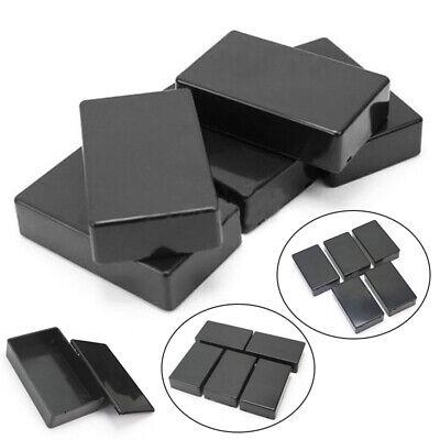 5x Abs Diy Plastic Electronic Project Box Enclosure Instrument 100x60x25mm