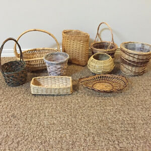All 9 baskets for $8 Regina Regina Area image 1