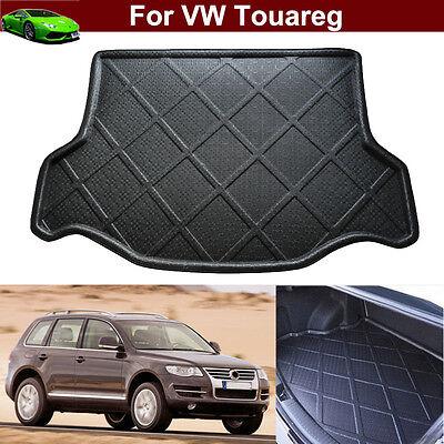 Car Boot Mat Cargo Mat Trunk Liner Tray Floor Mat For VW Touareg 2004-2018 2019