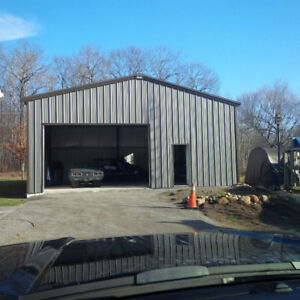 Prestige Steel Buildings in North Bay