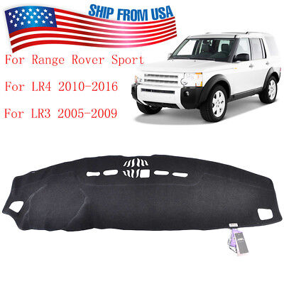 Fit For Land Rover Range Rover Sport LR3 Dashboard Cover Dash Mat