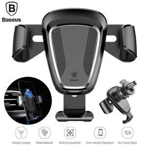 Fast Wireless Charging Car Mount Phone Holder