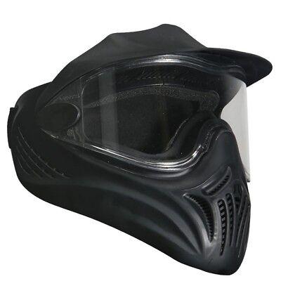 NEW Empire Invert Helix Paintball Goggle Mask w/ Single Anti-Fog Lens - - Mask Anti Fog Lens