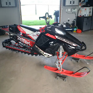 ***Parting Out '12 Polaris Pro 800 155***