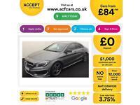 Mercedes-Benz CLA 180 FROM £84 PER WEEK!