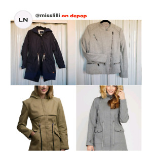 Jackets and more!!