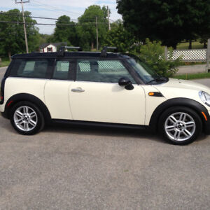 2012 MINI Clubman Wagon