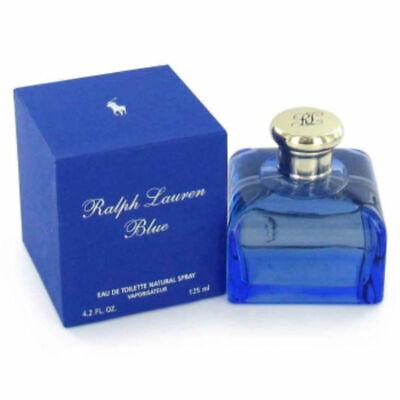 Ralph Lauren Blue Women by Ralph Lauren Eau de Toilette Spray 4.2 oz  New in Box
