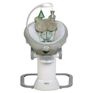 Graco EveryWay Soother with Removable Rocker ( NEW )