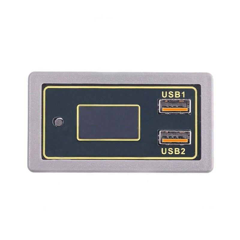 dc6v 30v battery meter gauge car storage
