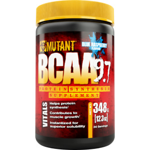 BRAND NEW SEALED Mutant BCAA 9.7 (30 servings)