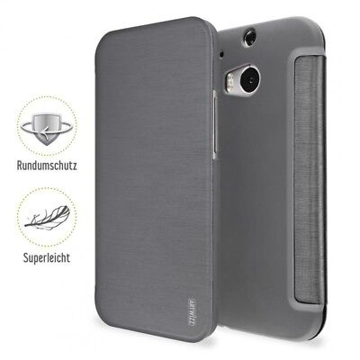 Artwizz Smart Jacket protective clip Protector Case Case Cover HTC One M8 gray B