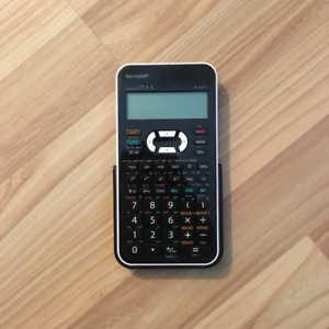 Calculatrice Sharp EL-531X / Sharp EL-531X Calculator