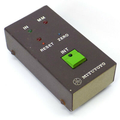 Mitutoyo 013150 Switch Box For A Mitutoyo Cmm Coordinate Measuring Machine