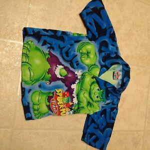 boys size 4 Hulk Dress Shirt from Spider-Man & Friends