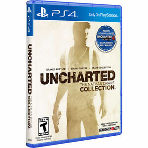 Cherche uncharted the nathan drake collection