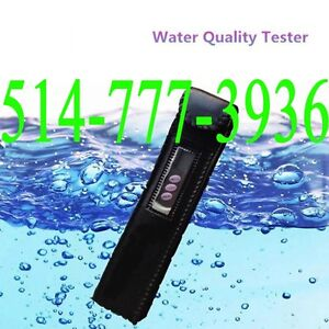 PPM Water Purity Meter Tester Filter Pen Temp Stick Quality Eau