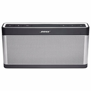 Bose SoundLink III with case