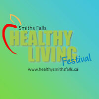 Smiths Falls Healthy Living Festival - BE A VOLUNTEER!
