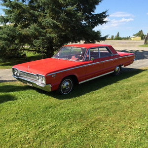 1965 Dodge Polara 880, 4 door hardtop