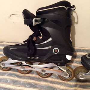 Roller Blades Size 11 Still look like New