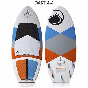 WAKE SURF LIQUID FORCE DART 4'4
