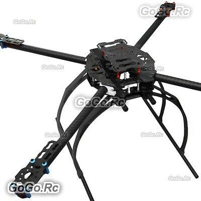 Tarot Iron Man 650 Foldable 3K carbon fiber Quad copter Quadcopter Frame TL65B02