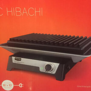 GRILL (brand new in package) - electric indoor